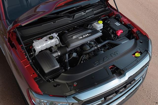 2023 RAM 1500 diesel