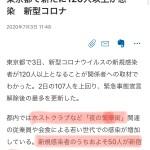東京+100↑  ★2