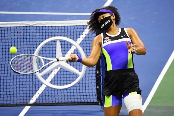 【テニス】<大坂なおみの行動はスポーツの政治利用>「日本人でありながらあまりにもアメリカ的ではないか」と疑問の声がある★2  [Egg★]