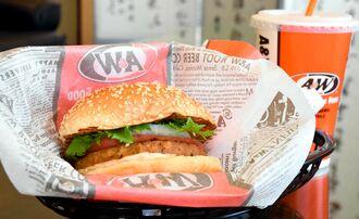 「植物肉」を挟んだ「ミラクル」なバーガー新発売