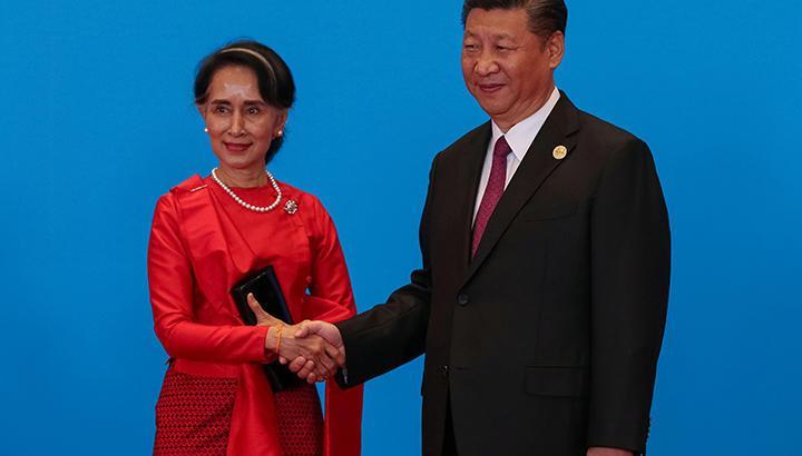 民主化を訴えたスー・チー、死刑。もう終わりだよこの国