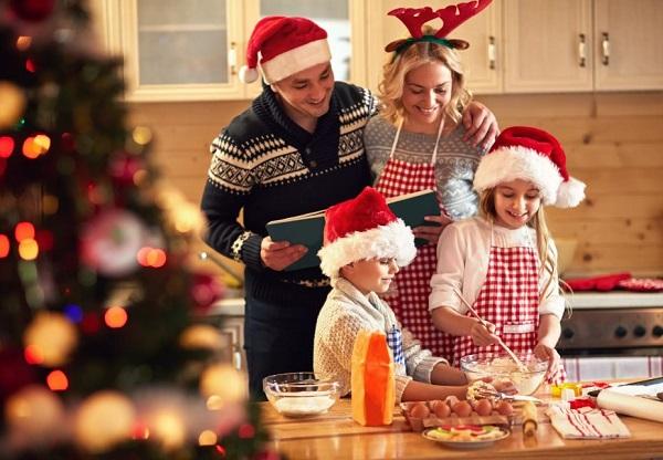 Các cuộc thi cho năm mới 2021 cho gia đình