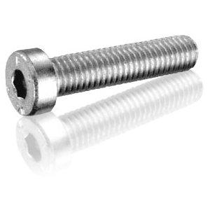 Zylinderschrauben DIN 7984 A2/A4