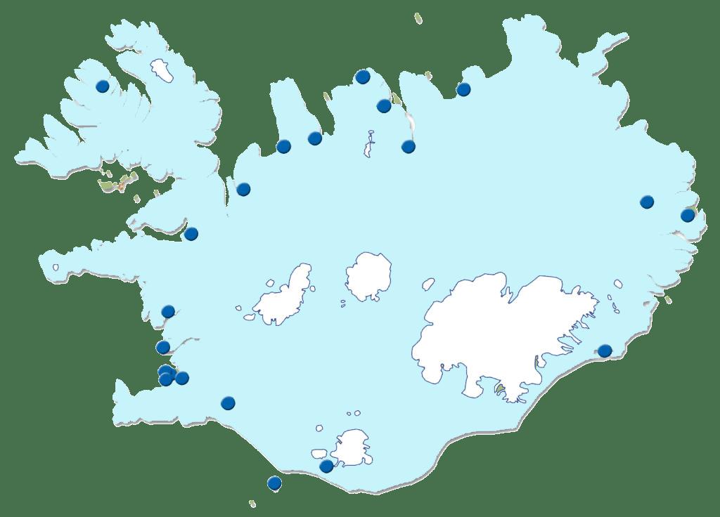 Héraðsskjalasöfnin á Íslandi
