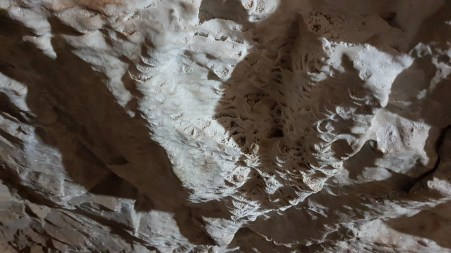 ... dripstones in the caves of Vienxay