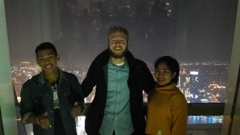 Upon the Shanghai Tower...