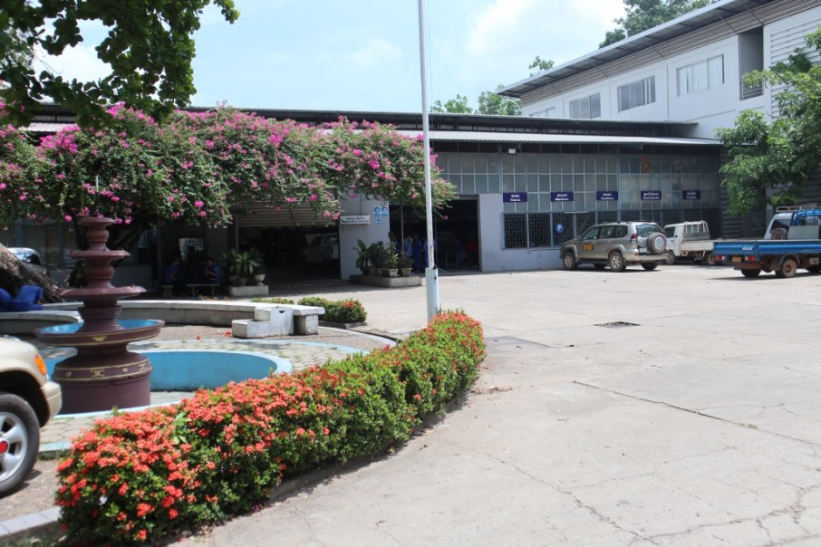 A glimpse of the LGTC campus