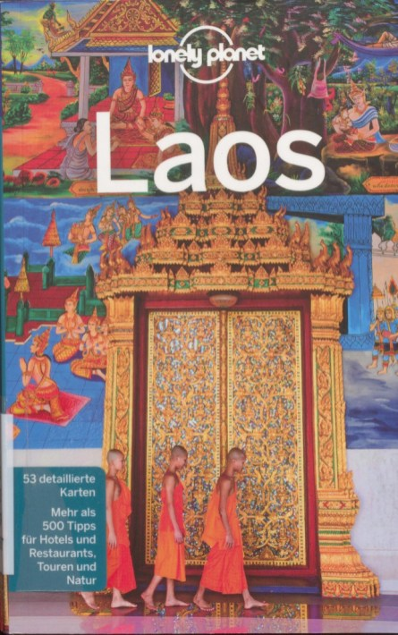 "Front cover of ""Lonely Planet Laos"" - excerpt from ""Lonely Planet Laos"", © 2007 MAIRDUMONT GmbH & Co. KG"
