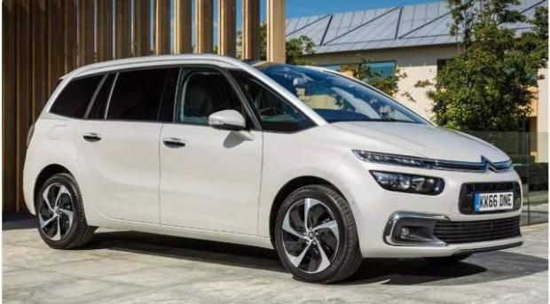 2019 Citroen C4 Grand Picasso Review 2019 2020 Best Minivan