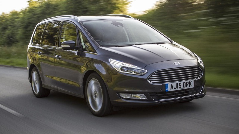 2019 Ford Galaxy Facelift, Interior, Release - 2019 - 2020 ...
