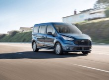 2019 Ford Transit Wagon review