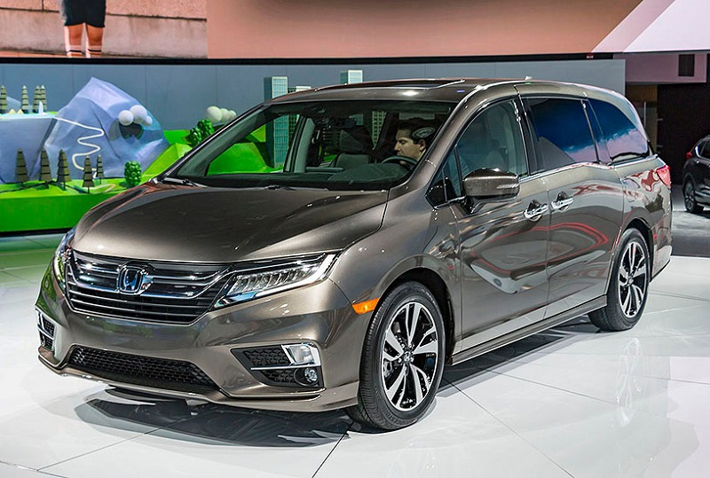 2019 Honda Odyssey Review, Elite, EX - 2019 - 2020 Best ...