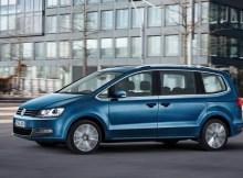 2019 VW Sharan review