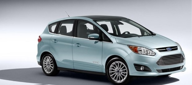 2020 Ford C-Max front view