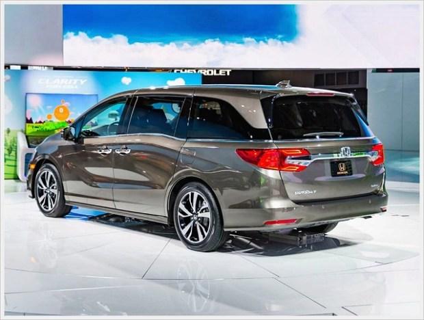 2020 Honda Odyssey Release Date Type R 2019 2020 Best Minivan