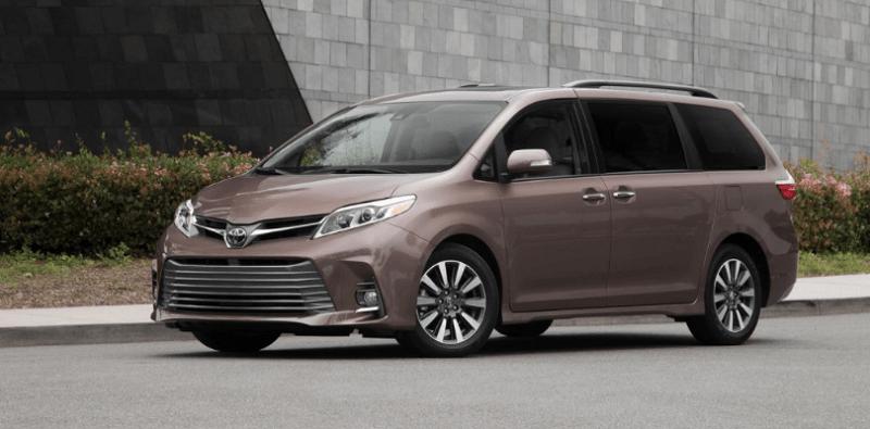 2020 Toyota Sienna Redesign, Hybrid - 2019 - 2020 Best Minivan