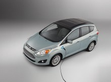 2019 Ford C-Max Solar Energi