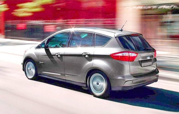 2020 Ford Grand C-Max rear view