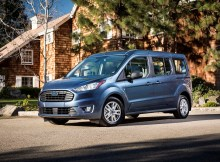 2020 Ford Transit Wagon review