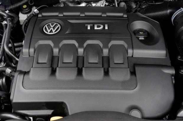 2020 VW Sharan engine