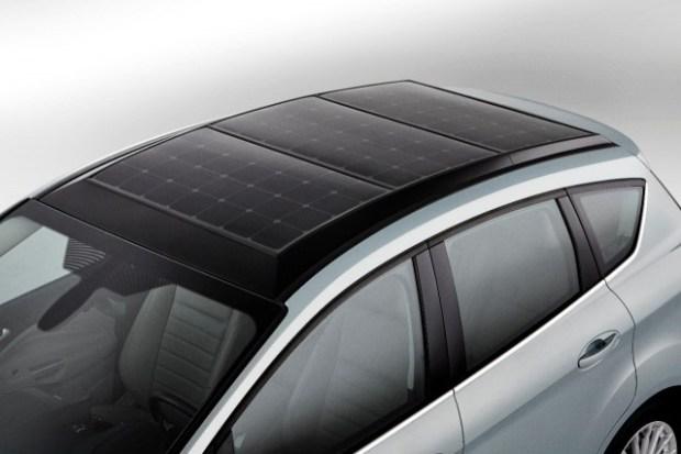 2020 ford c max solar energi