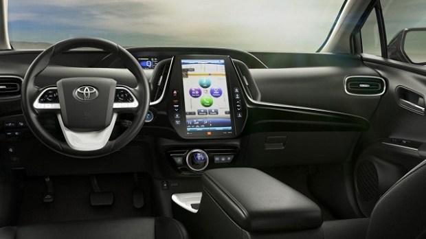 2019 Toyota Prius V Wagon interior
