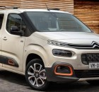 2019 Citroen Berlingo Multispace side view