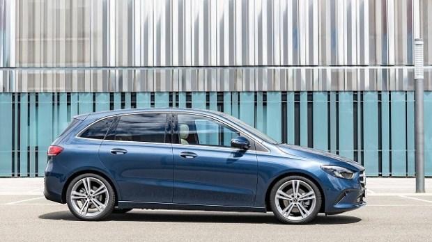 2019 Mercedes-Benz B class review