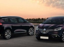 2019 Renault Scenic and Grand Scenic