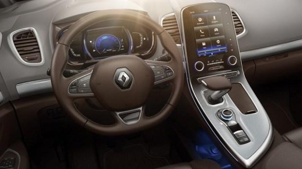 Renault Espace Interior