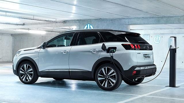 2020 Peugeot 3008 Gets Hybrid Powertrain - 2019 - 2020 ...