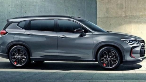 2020 Chevy Orlando facelift