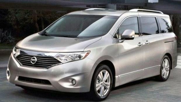 2021 Nissan Quest facelift