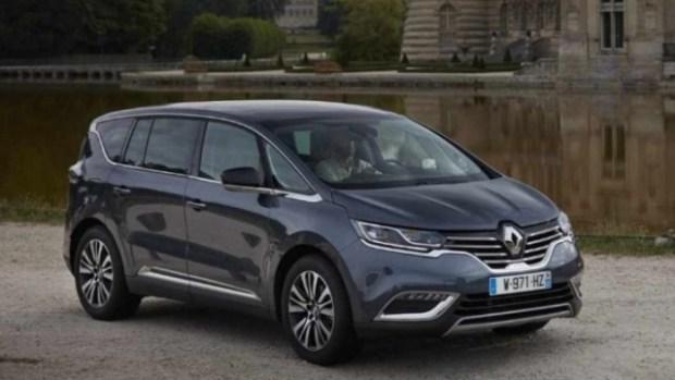 2021 Renault Espace facelift