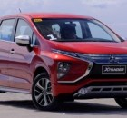 2021 Mitsubishi Expander facelift