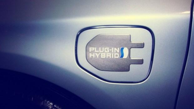 2021 Toyota Sienna Hybrid charging