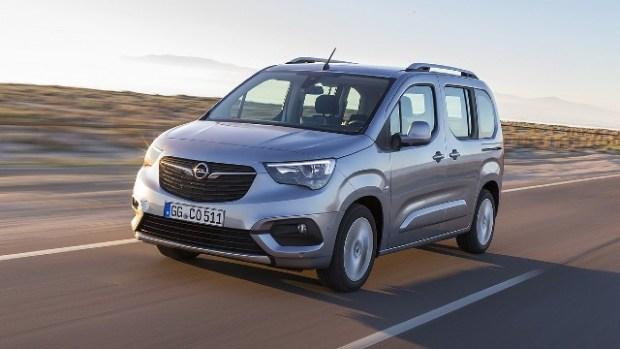 2021 Opel Combo Life exterior
