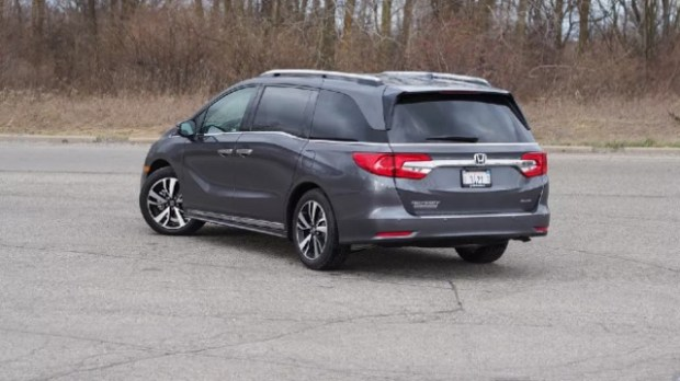 2021 Honda Odyssey Hybrid Will Debut This August - 2020 ...