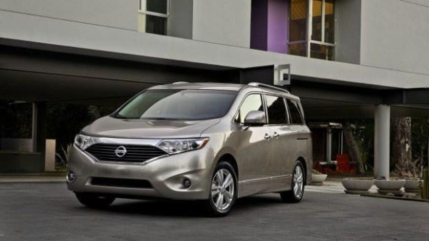 2022 Nissan Quest facelift