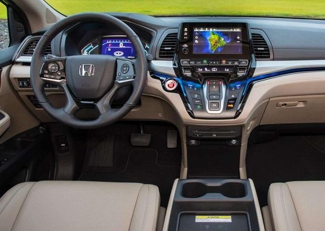 2019 Honda Crosstour interior