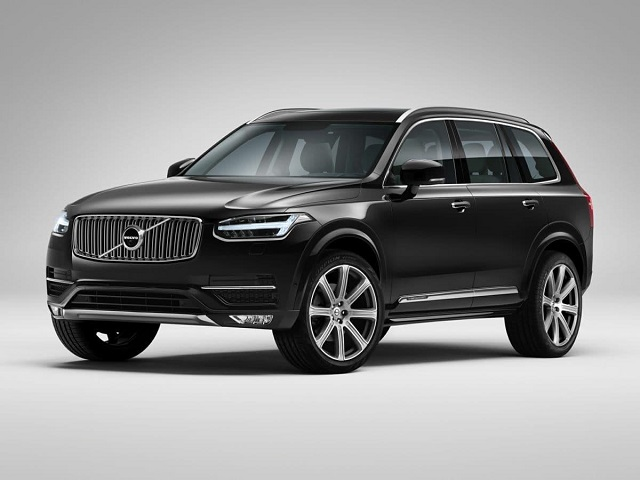 2019 Volvo XC90 front view