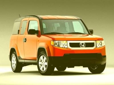 2019 Honda Element review