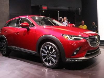2019 Mazda CX-4 review
