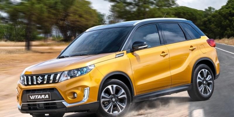 2019 Suzuki Vitara Review, Price, Facelift >> 2019 Suzuki Vitara Review Price Facelift 2020 Best Suv Models