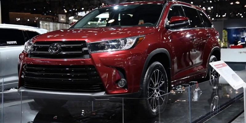 2019 Toyota Highlander review