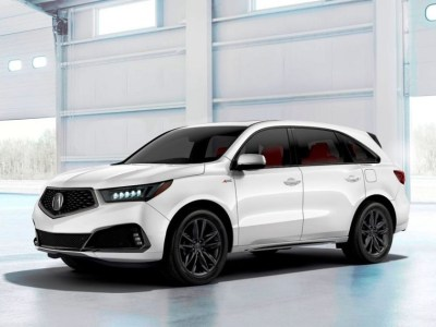 2020 Acura MDX review