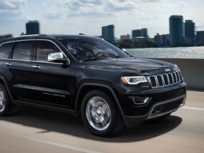 2020 Jeep Grand Cherokee review