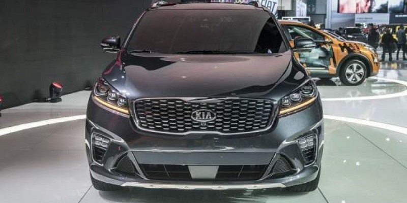 2020 Kia Sorento review