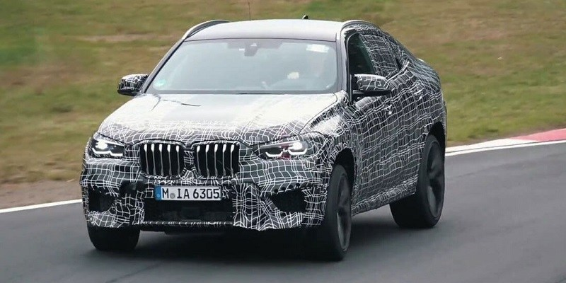 2021 BMW X6 M to Cost More than $110k [Spy Photos] | 2020