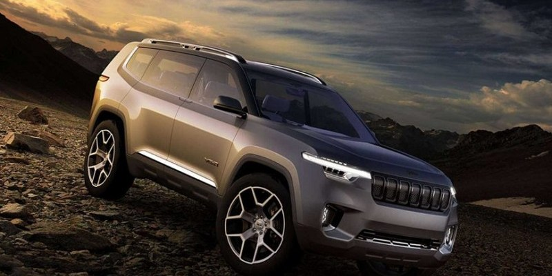 2020 Jeep Wagoneer review